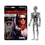 ReAction Figure - The Terminator - T800 Endoskeleton CHROME