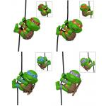 NECA 2 Inch Scaler - Teenage Mutant Ninja Turtles Complete Set