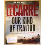 John Le Carre Autograph Signed 11x14 Display