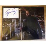 Casper Crump Autograph Signed 14x11 Display