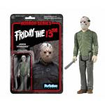 ReAction Figure - Friday the 13th - Jason Voorhees - Damaged