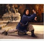 Jackie Chan Autograph Signed 8x10 Photo