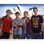The Inbetweeners Autographs Signed 8x10 Photo