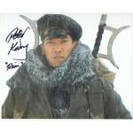 Peter Kwong Autograph Signed 8x10 Photo