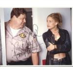 Piper Perabo & John Goodman Autographs Coyote Ugly Signed 8x10 P